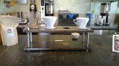 Catalina Coffee's Pour-Over Bar by akpoff, via Flickr