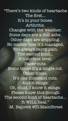 An #excerpt from the book I haven't written  #grief #heartache #healing #writers