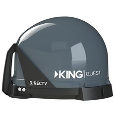 #instagood #followme #KING Quest for DIRECTV (VQ4100) is the portable satellite antenna that gives you the freedom to take your favorite DIRECTV programming with...