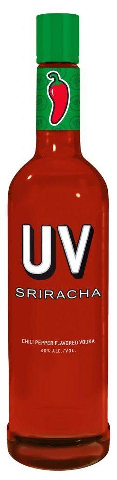 Photo Credit: UV Sriracha Vodka