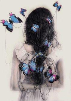 Traditional Illustrations by Gaia Alari