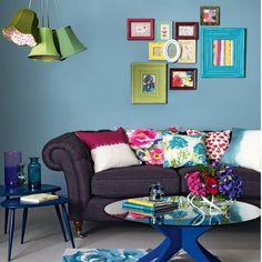 18 Boho Chic Living Room Decorating Ideas