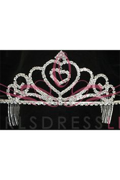 Pageant Tiara Birthday Dresses, Girls Accessories, Pageant, Crown, Jewelry, Fashion, Moda, Corona, Jewlery