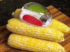 Clipping Money: Adorox Easy Grip Corn on the Cob Stripper #Review