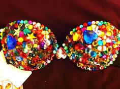 Rainbow Studded Bra | 36 Crazy Fashion Pieces You Can ActuallyBuy