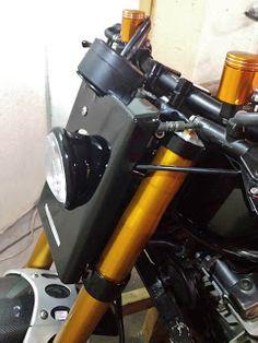 Y.C. Design: YAMAHA XJR 1300 : PERSONNALISATION Ducati, Yamaha Xjr 1300, Roadster, Scrambler, Outdoor Power Equipment, Design