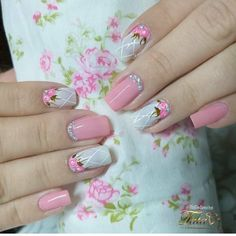 99 Beautiful Nail Art Design Ideas To Try In Summer Best Nail Art Designs, Beautiful Nail Designs, Beautiful Nail Art, Latest Nail Colours, Nail Colors, Nail Color Trends, Nail Art For Beginners, Luxury Nails, Types Of Nails
