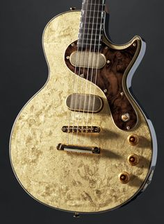 Kari Nieminen... a different take on a Les Paul