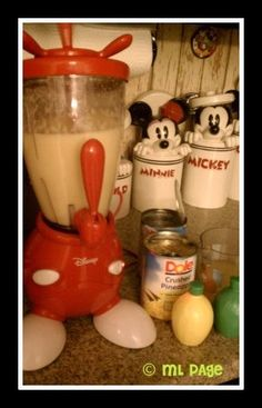 Disney World's Beloved Pineapple Dole Whip: the Make-It-Yourself Recipe