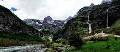 Cirque du Sixt Fer a Cheval, France: great easy hike and close to Annecy and Geneva