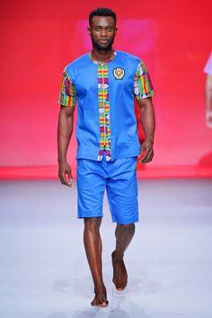 Best ghanaian african wear styles for men in 2018 African Inspired Fashion, African Men Fashion, Africa Fashion, Mens Fashion, African Wear Styles For Men, African Clothing For Men, African Clothes, Smart Casual Menswear, Men Casual