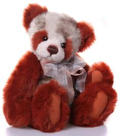 Ruby by Charlie Bears   We brought a Ruby bear for my grandaughter who is called Ruby.