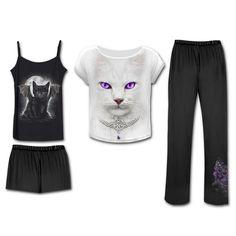 gattoso pigiama 4 pezzi x 4 stagioni!     www.gattosi.com