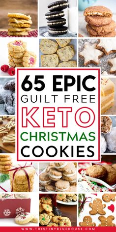 Looking for Keto friendly cookies this holiday season? Here are 65 delicious Keto Christmas Cookies that are perfect for any Christmas party or potluck! Keto Holiday, Holiday Recipes, Christmas Recipes, Holiday Appetizers, Diy Christmas, Keto Friendly Desserts, Keto Desserts, Diabetic Friendly, Thin Mint Cookies