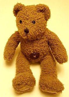 Mamas and Papas Cute Teddy Bear Talk amp Play Repeating Talking Soft Plush Toy