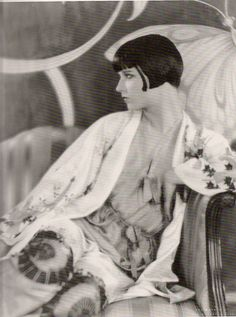 Louise Brooks, 1928 | Flickr - Photo Sharing!