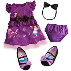 Alice in Wonderland Collection for Baby