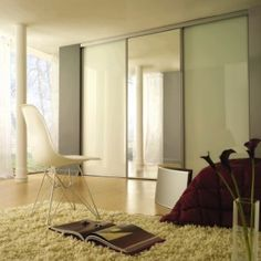 Sliding Wardrobe Doors, #wardrobes #closet #armoire storage, hardware, accessories for wardrobes, dressing room, vanity, wardrobe design, sliding doors, walk-in wardrobes.