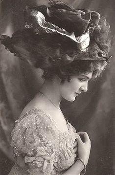 Stunning Victorian portrait.