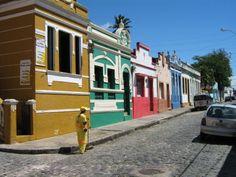 Rua Prudente de Morais - Olinda, Pernambuco, Brazil