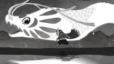 """My first year film at CalArts! A boy overcomes the loss of his father through the encounter with the spirits of ancestor. The title is a Japanese pun, """"KOI""""…"""