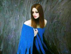 """Milena"" by Taras Loboda (Le Siants Galerie)"