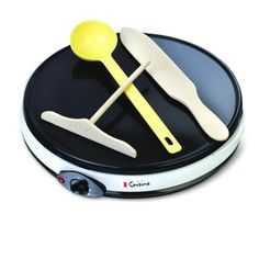 Euro Cuisine CM20 Eco Friendly Crepe Maker - 17886747 - Overstock.com Shopping - Great Deals on Specialty Appliances