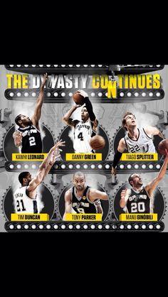 Spectacular San Antonio Spurs !!