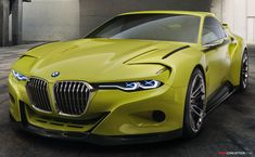 """2017 BMW 3.0 CSL Hommage"" 2017 New Cars Models we are most looking forward to…"