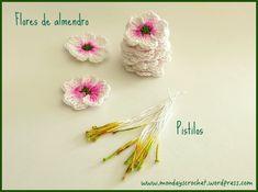 Flores y pistilos