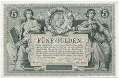 5 Gulden 1881 (Allegorische Darstellungen), Kaiserreich (Österreich-Ungarn)