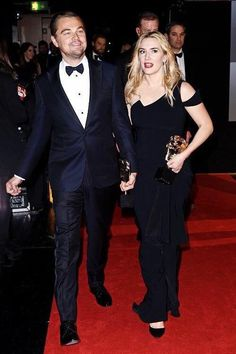 Kate Winslet & Leonardo DiCaprio
