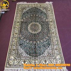 230L 3x5ft Handmade silk carpet in stock No. SP--3X5-11