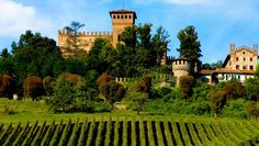 Top 10 best medieval castles to visit in Northern Italy - Castello di Gabiano – Gabiano, Piedmont