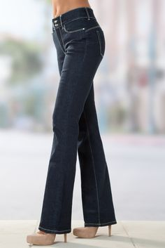 NEW - All the Right Curves jeans! These jeans have contoured seams to create the perfect shape and lift and tuck in all the right places! #RockYourDenim and #bostonpropersweeps @bostonproper