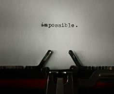 Impossible you say? ;)