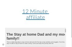 Stay At Home Dad, Wedding Costs, Career Path, Energy Level, Rehearsal Dinners, Cool Things To Make, No Response, Dads