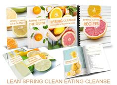 The Spring Clean Eating Cleanse is Here! | L.E.A.N. by Drea