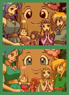Nintendo porno sarja kuvat