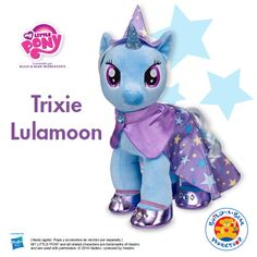 Trixie Lulamoon Can You Help Me, Build A Bear, My Little Pony Friendship, Sonic The Hedgehog, Cinderella, Disney Characters, Fictional Characters, Birthdays, Workshop