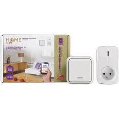 Grâce à ce pack spécial domotique, vous commandez une lampe ou tout appareil électrique depuis votre interrupteur sans fil ou à distance #SFR #NoelSFR #HomeBySFR #Domotique