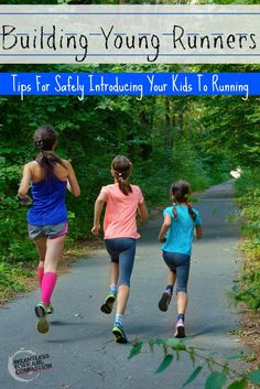 You love to run, so naturally you'd love to see your kids enjoy running as well. While kids are natural born runners, there are a few steps you can take to ensure you foster a healthy, fun relationship between your child and running.