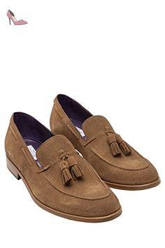 next Homme Mocassins Signature À Glands Standard Tan EU 45 - Chaussures next (*Partner-Link)