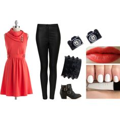 """""""Be Nimble. Be Quick."""" by dasbad on Polyvore"""