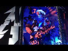 Ride the Lightning- Metallica México Foro Sol 2017- World Wired Tour 2017