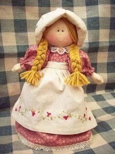 Resultado de imagem para bonecas country - maria filo