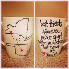 Great idea for my friends back home :)