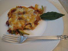 Quick Italian Zucchini Bake