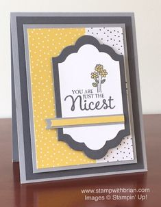 Picture Perfect, Bear Hugs, Stampin' Up!, Brian King, GDP025