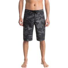 Quiksilver Manic Camo 22 Men's Boardshort Shorts